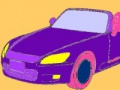 Amazing kwa maduka Car: Coloring